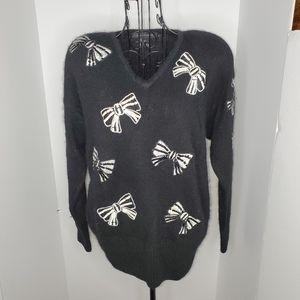 IB Diffusion vintage silk blend sweater